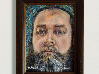 Autoportrét, Peter Juhás
