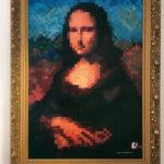 Mona Lisa low resolution