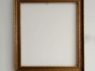 Obraz v tomto ráme, 22x24,5cm